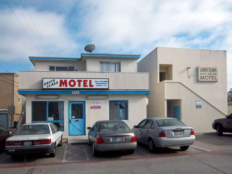 Santa Clara Motel, Mission Beach | Hitching Post Short-Term & Long ...